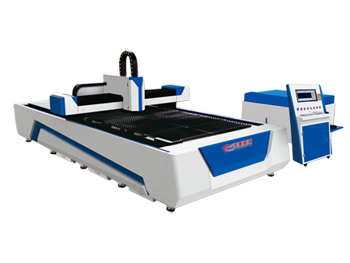 500W-12000W CNC Laser System Metal Cutting Machine