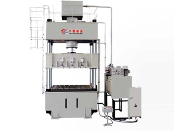 Hydraulic Press for Sheet Metal Extending